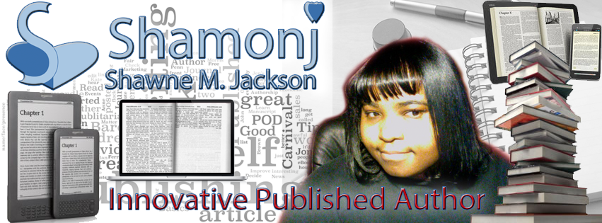 Shawne Author Fanpage