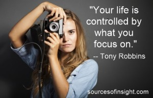 Life Controlled By Focus