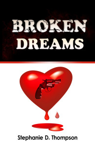 Broken Dreams Kindle Book Cover
